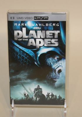 UMD Video Planet of the Apes Mark Wahlberg Sony Playstation Portable PSP