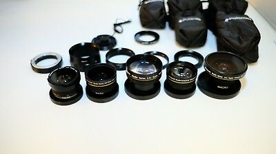 auxiliary lenses for micro 4/3 bundle