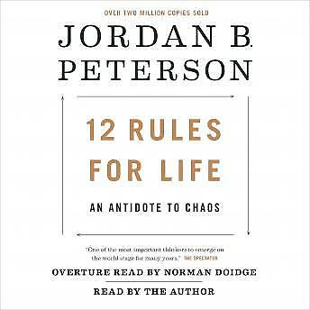 12 Rules for Life: An Antidote to Chaos Audiobook MP3 Download