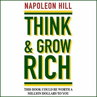 Think and Grow Rich by Napoleon Hill Audiobook MP3 Download