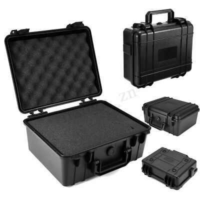 Stackable Waterproof Hard Carry Case Camera Equipment Protective Storage