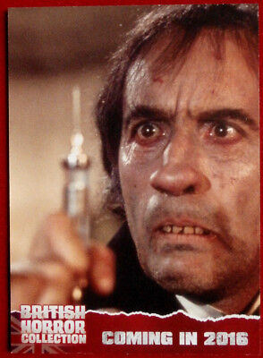 BRITISH HORROR COLLECTION - I, MONSTER - Christopher Lee - PREVIEW Card PR15