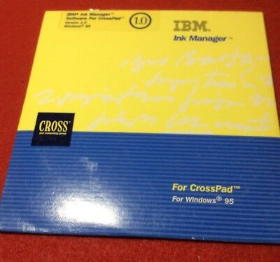 WORKING IBM TRANSNOTE with AC Adapter + Working OEM Battery