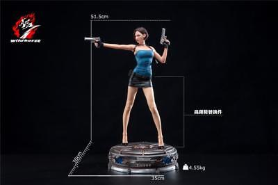 Wildhorse Studio Resident Evil Jill valentine 1/4 Scale Resin Statue Figures NEW
