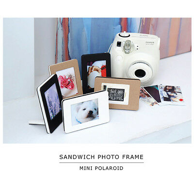 5pcs Polaroid MIni Photo Frame Set Wall Decor Polaroid Fuji Instax Mini film