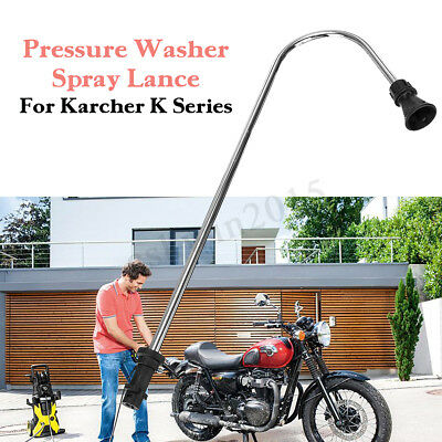 50cm Pressure Washer 120 Angled Spray Car Underbody Roof Cleaning For Karcher K