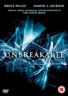 Unbreakable (DVD, 2000) *NEW/SEALED* 8717418403843, FREE P&P