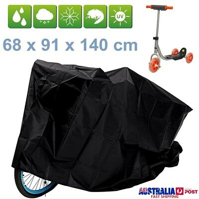 68x91x140cm Mobility Scooter Storage Cover Waterproof Rain Snow Dust Protection