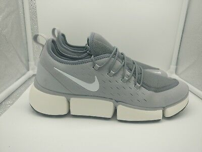 the best attitude 3ff65 54a48 Nike Pocket Fly DM UK 9.5 Wolf Grey White Cool Grey Sail AJ9520-005