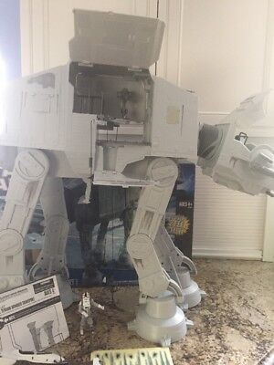Star Wars Legacy Collection ELECTRONIC IMPERIAL AT-AT Walker 2010 Hasbro w/box