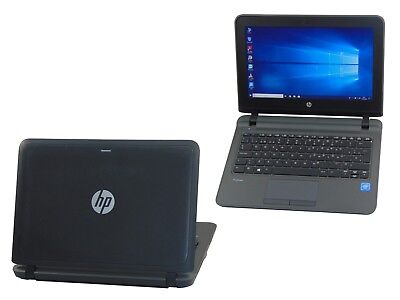 CHEAP HP ProBook 11 G2 Windows 10 4GB Ram 500GB HDD Webcam HDMI Laptop