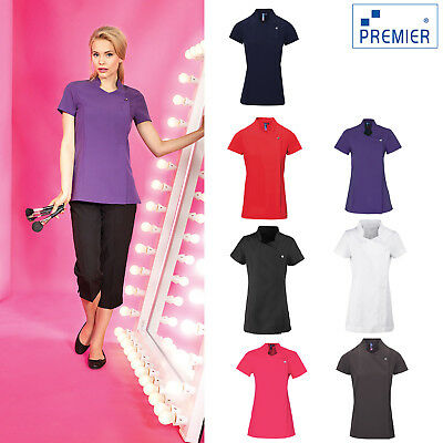 Premier Blossom Beauty and Spa Tunic (PR683) - Hairdressing Massage Workwear