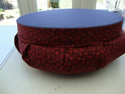 Lace Makers Bean Bag Lap Pillow