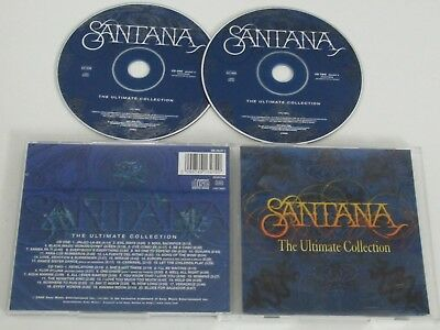 Santana/The Ultimate Collection(Columbia 491347 2) 2Xcd Album