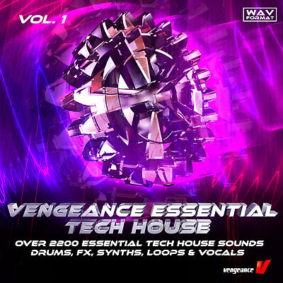 Vengeance Essential Tech House