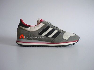 bf538500cd5a72 Unworn 70`s Vintage Adidas Zany Running Sport Shoes Jogging Zx 500 80`s