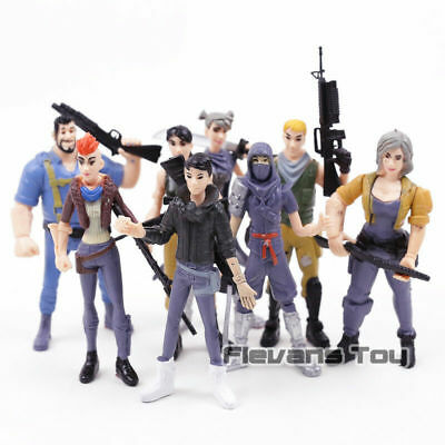 Fortnite   Battle Royale   Save The World - Set 8 Figuras   8 Figures Set 3473ca828928