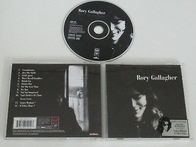 Rory Gallagher / Rory Gallagher (BMG Capo 101) CD Album