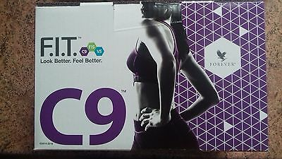 Programme Diet Plan Slimming Forever C9 Clean 9 Aloe Vera F15 Fit 15 Weight Loss