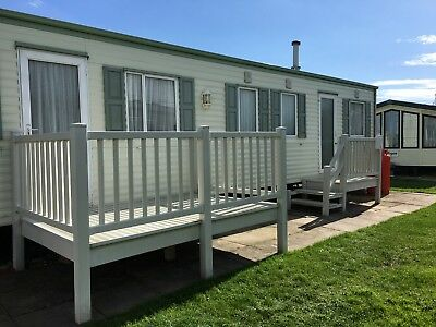 8 Berth Caravan Hire. Holiday Coral Beach Ingoldmells Skegness 17-19 May £155