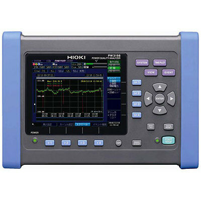 Hioki 3198-01/500PRO Power Quality Analyzer