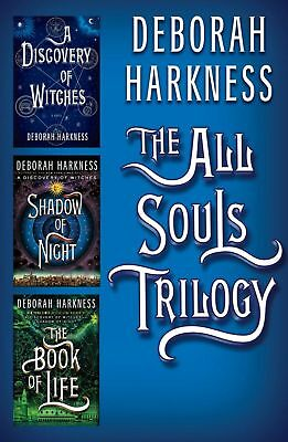 All Souls Trilogy by Deborah Harkness  >EBOOK PDF< HIGH QUALITY GET IT FAST!!!