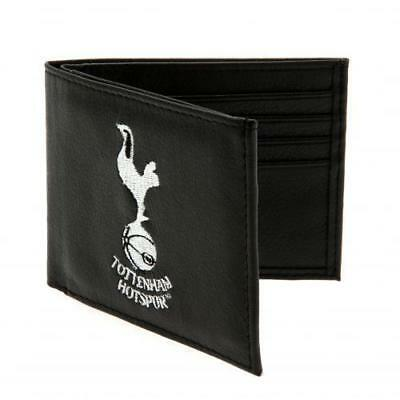 Tottenham Hotspur Football Club Official Money Wallet with Embroidered Crest