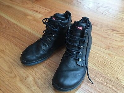 c7a530d1b47 GORE-TEX CAMPER PEU Pista Mid Boots size 45 black US size 12 nice leather
