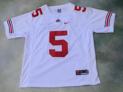 info for 688e7 ffd37 Nike NCAA Ohio State Buckeyes B. Miller  5 Jersey Size 48.