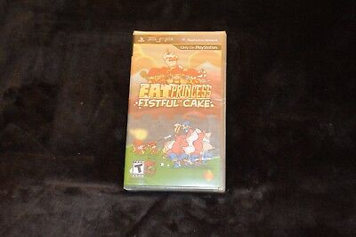 Fat Princess: Fistful of Cake (Sony PSP, 2010) New Fast Free Shipping!!!