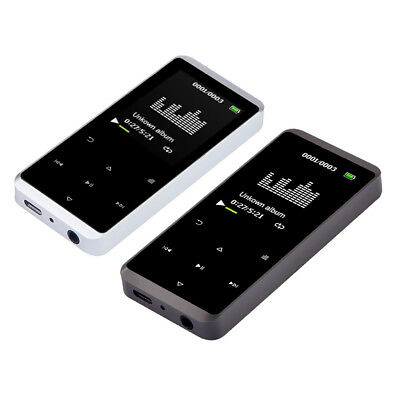 Lettore MP3 Bluetooth, Touch Screen, Registra Voice Moonlight Silver