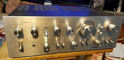 Pioneer Sa 9500ii In Very Nice Sound VGC W Clean Front Panel