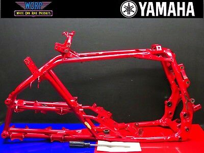 2005 YFZ450 Main Frame Chassis Clean Arizona May Fit 2004 2008 2007 2006 2009