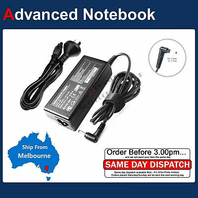 20V Laptop Power AC Adapter Charger for Lenovo Ideapad 100S-14IBR 80R9 110-15AC