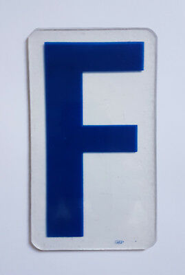 Vintage Sign Free Shipping Rigid Aluminum Sign Retro Sign Wall Decor Man Cave Decor Metal Sign Blue and White Sign