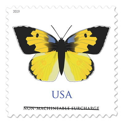 USPS New California Dogface Butterfly Pane of 20
