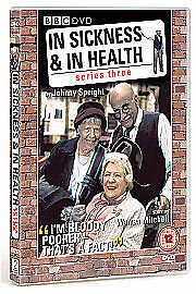 In Sickness And In Health Complete 3rd Series Dvd Brand New & Factory Sealed
