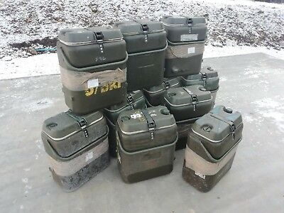 Ex MOD Army Issue 18Ltr Norwegian Hot Cold Food Container Insulated Military