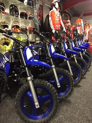 Yamaha Pw 50 2019 Model In Stock At Craigs Motorcycles