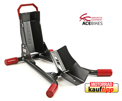 """Acebikes Motorcycle Stands Holder Steadystand 15 - 19 """" Rocker"""