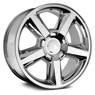 Chevy 2500hd Wheel