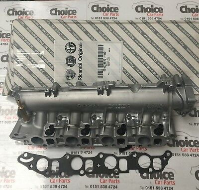 Vauxhall Vectra Signum Induction Inlet Manifold and Gasket 1.9 Diesel Z19DTH