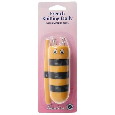Hemline French Knitting Dolly Bee H880