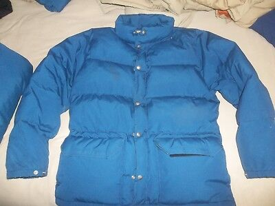 0757ae67aa The North Face Sierra 70s Brown Label Goose Down Jacket Coat USA TNF 60 40
