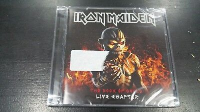 Iron Maiden - The Book Of Souls Live Chapter (2 Cd Sigillato Parlophone)