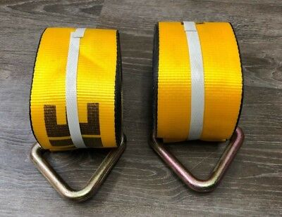 """Kinedyne (423010) 4"""" x 30' Cargo Winch Strap with Delta Ring"""