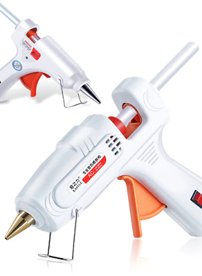Professional Glue Gun High Temperature Hot Melt Electric Plug Repair Gun Tools