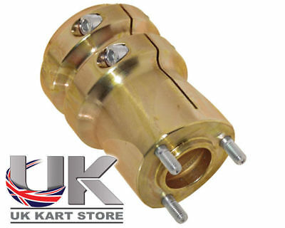 Tony Kart Rear Hub 115mm x 50mm - Magnesium - OTK Wheel Genuine Long Go Kart