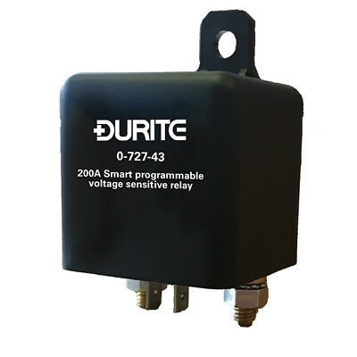 Battery Switch 300 amp Marine Rotary Off//1//2//Both  Bx1-0-605-09 Durite
