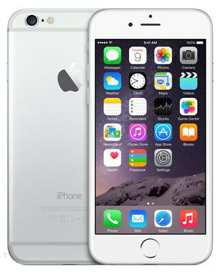 Apple iPhone 6 16GB SILVER Unlocked A1549 CDMA, GSM Warranty Sealed AT&T VERIZON